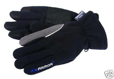 **new Ice Armor Windproof Casual Fleece Ice Fishing Gloves L 8592