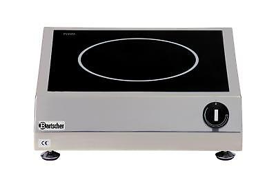 Bartscher A105949 - Table top induction stove with 1 cooking zone 5 KW