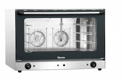 Bartscher 105780 - Convection oven AT400 with humidity for bakeries