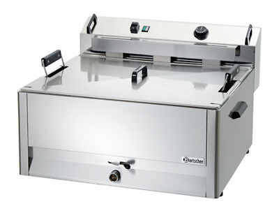 Bartscher 101560 - Electric Fryer for pastry, 30 litres, 15 kW