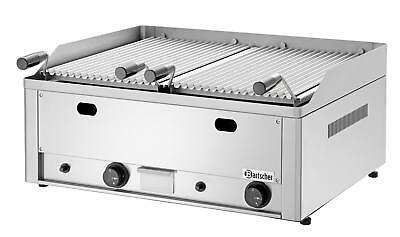 Bartscher 2006601 - Table-top gas lava rock grill 70