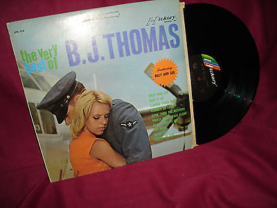 B.J. Thomas The Very Best Of w/ Billy And Sue / Keep It Up Vinyl LP