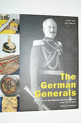 WW1 Imperial German Generals Uniform Equipment Reference Book