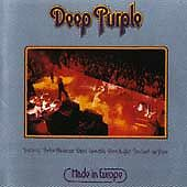 Deep Purple - Made in Europe (Live Recording, 1990) CD