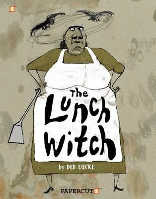 Lunch Witch #1 by Deb Lucke Paperback Book (English)