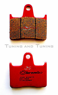 Rear Brake Pads Brembo Sp Sintered For Suzuki Gsx R 1000 2001-2002  (07Su25Sp)