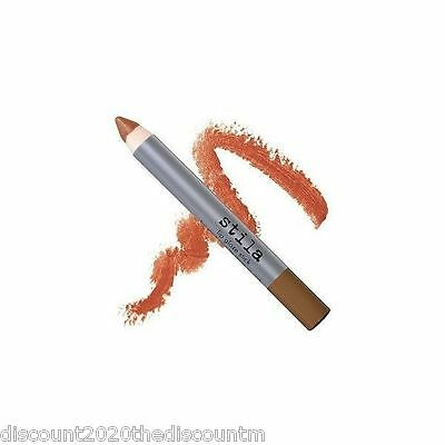 "Stila Lip Glaze Stick ""Gingerbread"" Bronze Shimmer Full Sized Unboxed 3.2 Grams"