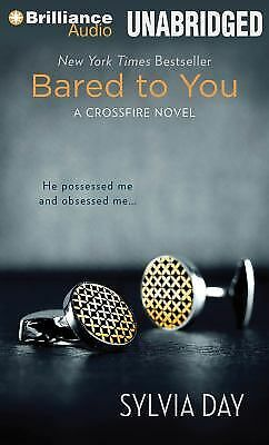 NEW - Bared to You (Crossfire Series) by Day, Sylvia