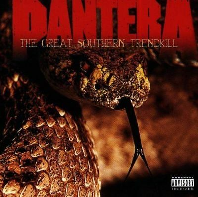 Pantera - The Great Southern Trendkill NEW CD