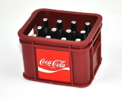 Coca-Cola Coke Flaschenöffner Öffner Flaschenkasten Form Bottle Case Opener Peru