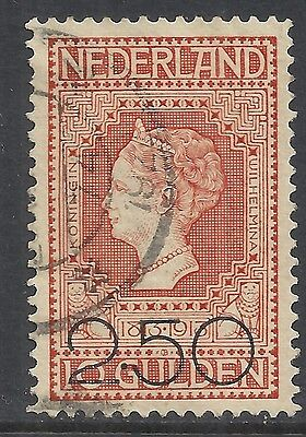 Netherlands stamps 1920 NVPH 105  CANC  VF