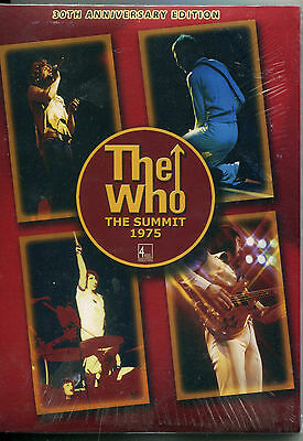 The Who: Live at The Houston Summit 1975 DVD