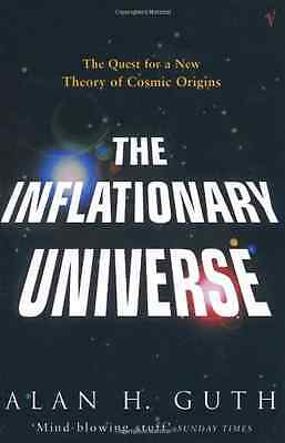The Inflationary Universe: Quest for a New Theory of Co - Paperback NEW Guth, Al