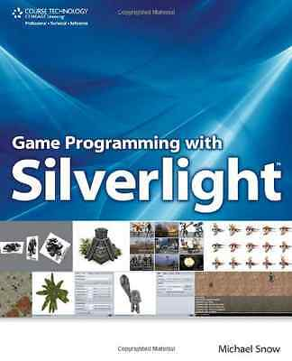 Game Programming with Silverlight - Paperback NEW Snow, Michael 2009-07-24