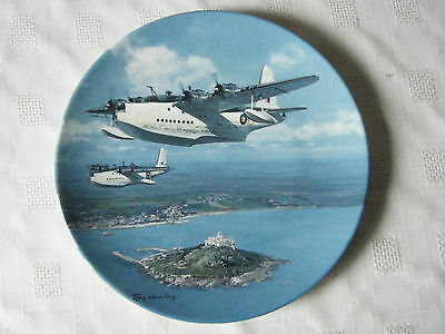 Doulton Roy Huxley Heroes Over Home Sunderland Over St Michaels Mount Plate