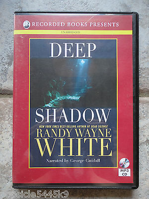 **DEEP SHADOW**  The Doc Ford Series ~UNABRIDGED MP3 CD~ by Randy Wayne White