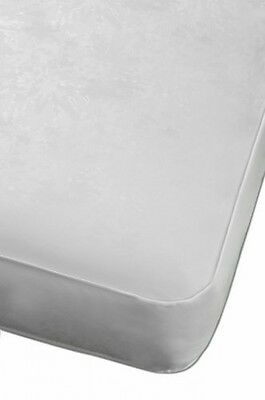 Safety 1st Heavenly Dreams White Crib Mattress, New, Free Shipping