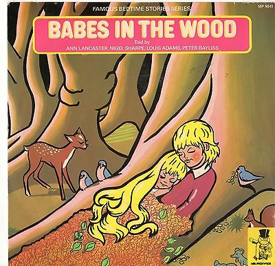 "Babes In The Wood - 7"" Ep 1974"