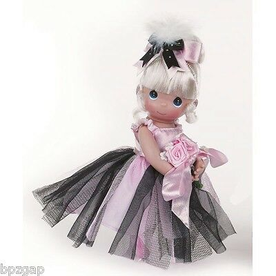 "Precious Moments Ballet Beauty Blonde 9"" Doll #3498"