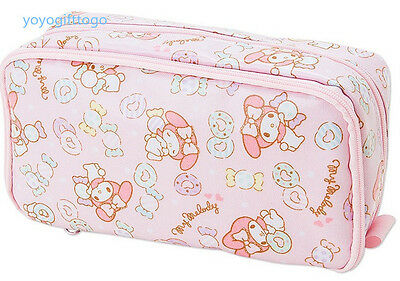 2015 Sanrio My Melody makeup bag Cosmetic bag Multipurpose Pouch Pencil case