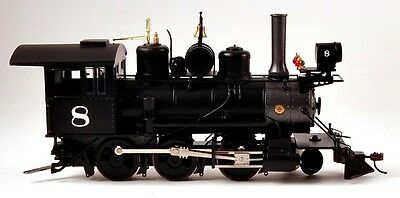 Bachmann On30 Scale Train Steam Loco 2-6-0 Analog  Colorado Mining Company 25262