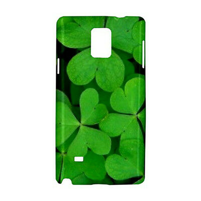 St Patrick's Day 3 Leaf Clovers Hardshell Case For Samsung Galaxy Note 4