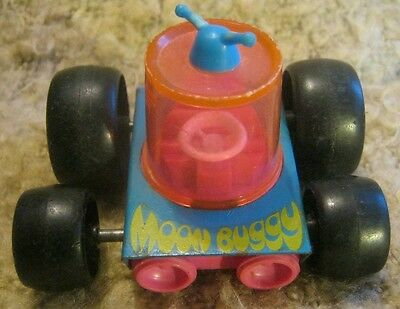 COOL HTF 1960's Buddy L MOON BUGGY ~ Brute Series ~ Dune Buggy ~ Space Car NICE