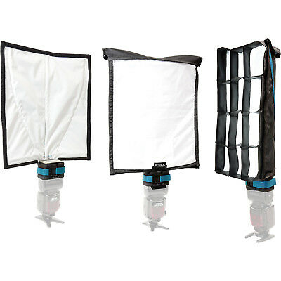 Rogue FlashBender 2 XL Pro Lighting System with Reflector Strip Grid & Soft Box
