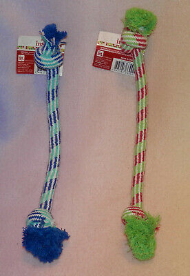 Paws And Claws  * Assorted Dog Ropes * 13 To Pick From * Small/med Dogs * New *