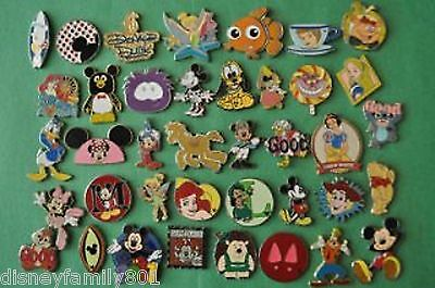 Disney Trading Pins_25 Pin Lot_Free Shipping_No Doubles_100% Tradable_AC1