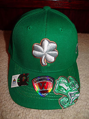 """Notre Dame Fighting Irish Top of the World """"NCAA Child All Access Cap""""- NWT"""