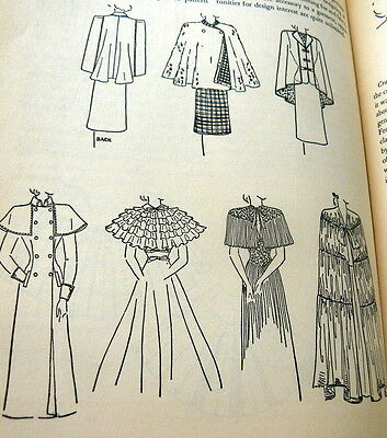 RARE VTG 1940s SEWING BOOK COUTURIER PATTERN DRAFTING MODERN PATTERN DESIGN