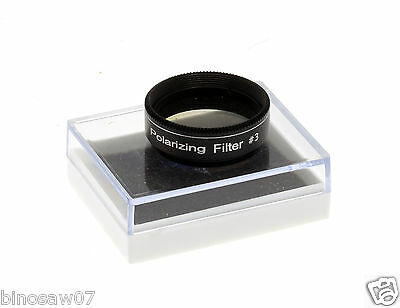 "OSTARA POLARISING #3 Filter 1.25"" Fitting High Quality Stackable"