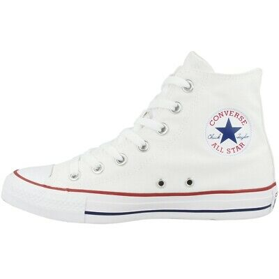 Converse Chuck Taylor All Star Hi Schuhe Optical White M7650C Sneaker