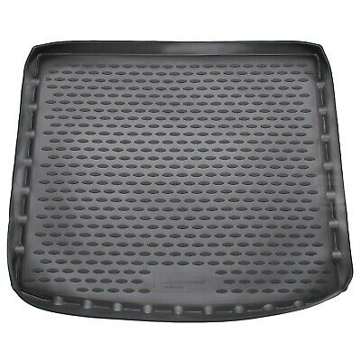 Range Rover Evoque 11-16 Rubber Boot Liner Tailored Fitted Adaptive Mounting Mat