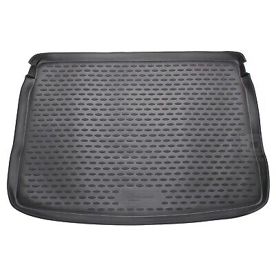 Golf MK6 08-13 Boot Liner Rubber Tailored Fit Floor Mat Protector Fitted Tray