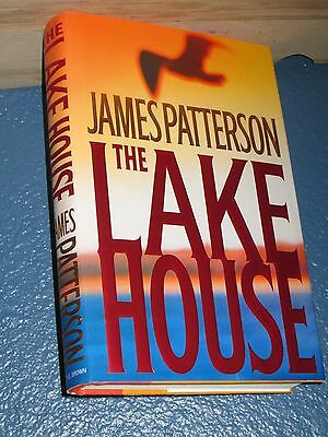 The Lake House by James Patterson HC/DJ 1st *COMBINE SHIPPING* 9780316603287