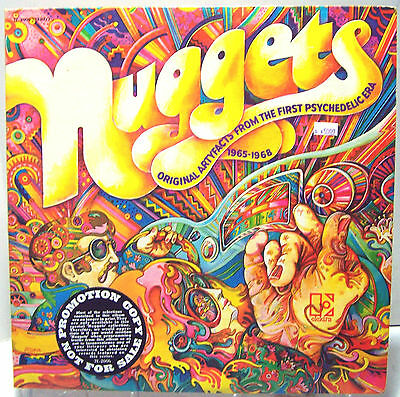 Nuggets - Original Artyfacts From The First Psychedelic  Era 1965-1968 - PROMO