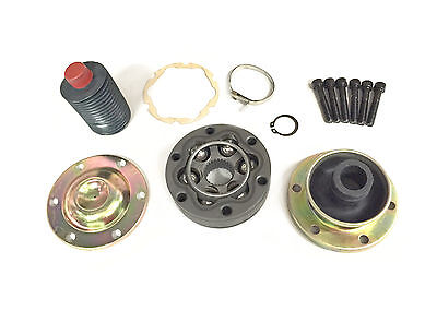 Front Prop Shaft CV Type Joint Replacement Kit: 2001-2003 Dodge Durango 4WD