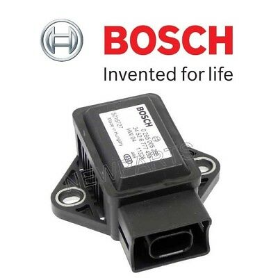 For BMW E65 E66 5-Series 7-Series Yaw Sensor for Dynamic Stability Control Bosch