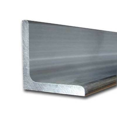 """6061-T6 Aluminum Structural Angle 2"""" x 2"""" x 48"""" (1/4"""")"""
