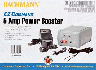 Bachmann EZ Command Control System Digital 5 Amp Power Booster 44910