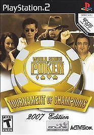 World Series of Poker Tournament of Champions  (Sony PlayStation 2, 2005)
