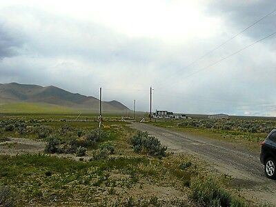 "10 ACRE NEVADA IN ""PARADISE VALLEY""! CLOSE TO TOWN~ 2WD ROAD~POWER FINANCED @ 0%"