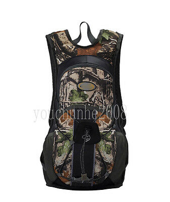 CYCLING BICYCLE HYDRATION WATER PACK BAG BACKPACK BIKE SPORTS CAMOUFLAGE-35292
