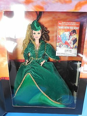 Hollywood Legends Collection Barbie Doll Gone With the Wind Scarlett O'Hara