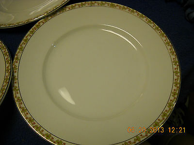 Antique  Knowles Taylor Knowles, K T & K China, 1 DINNER PLATE