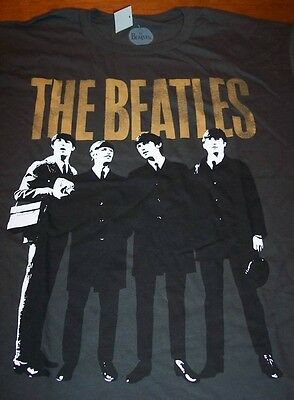 Vintage Style THE BEATLES  T-Shirt LARGE NEW W/ TAG