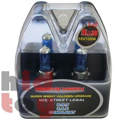 M-Box 9006 HB4 White 100W Halogen 12V Headlight #Au45 Low Beam Light Bulb