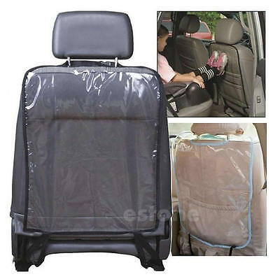 Unique Newest Car Auto Seat Back Protector Cover For Children Kick Mat Mud Clean